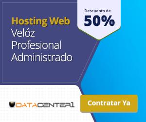 Datacenter1 Hosting 100% Administrado
